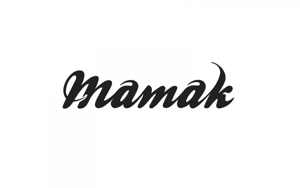 Mamak coffee logo design