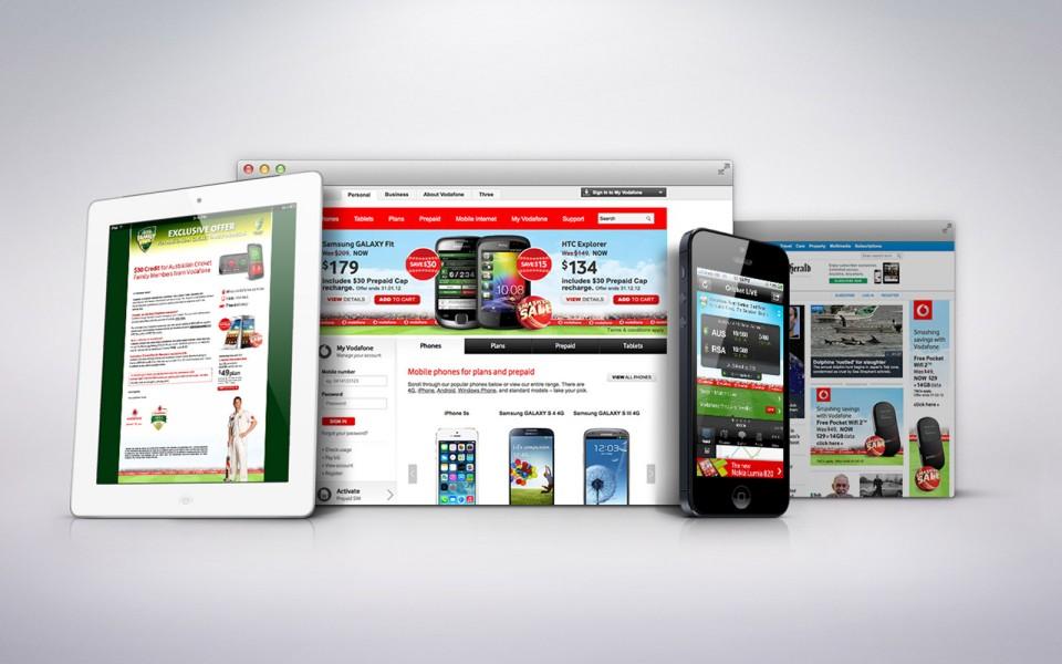 Vodafone Cricket Campaign