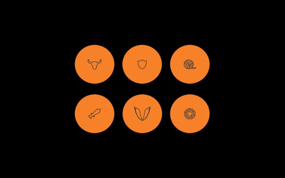 Sansicarus web icons