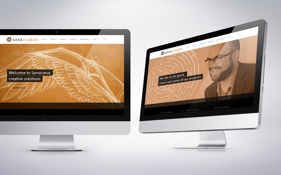 Sansicarus website