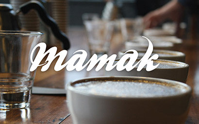 mamak coffee house logo