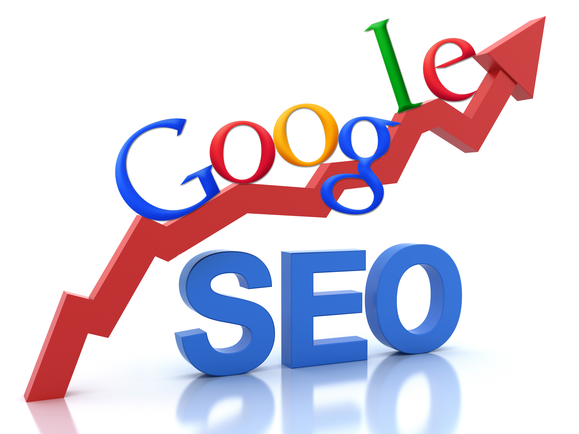 Google and SEO image