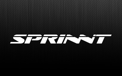 SPRINNT Spin Cycling Studio logo on black background
