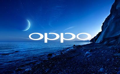 OPPO Website design