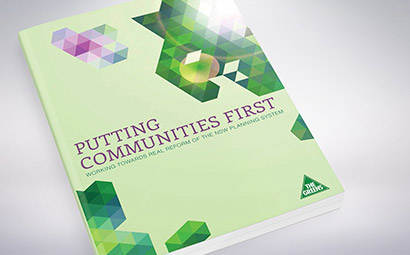 The Greens Community Planning Book