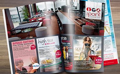 Cronulla RSL Club magazine