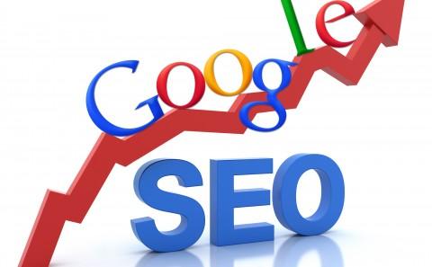 Google and SEO image