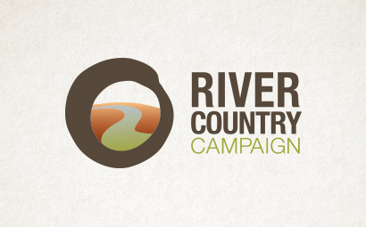 River Country Campaign logo